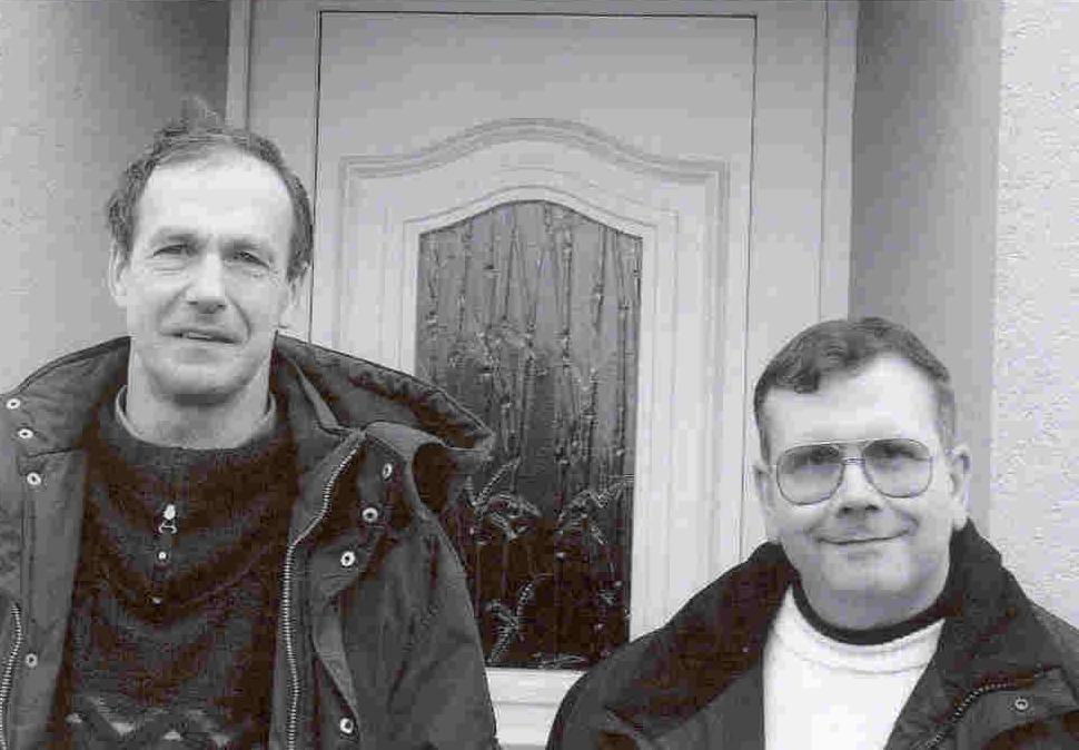Johan en Henk